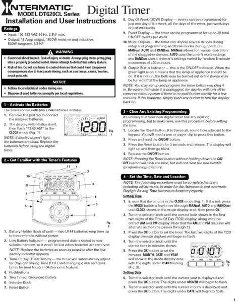 outdoor light timer instructions manual timer instructions outdoor lighting perspectives