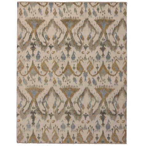 Modern Style Rugs Contemporary Abstract Ikat Rug With Modern Style For Sale At 1stdibs