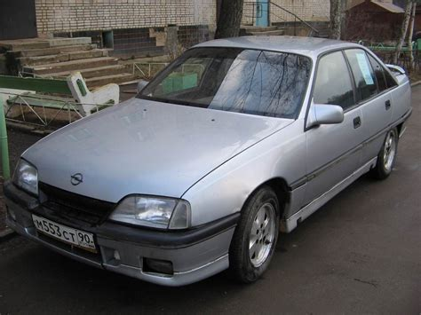 opel omega 1986 opel omega 3000 gsi related infomation specifications