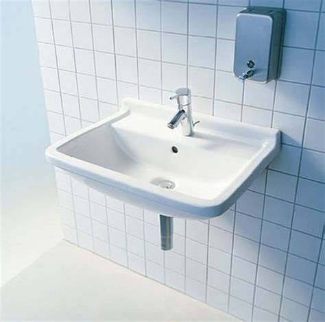 P Shape Shower Bath duravit starck 3 wall basin