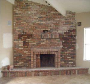 Refurbish Brick Fireplace by Creative Handyman Services