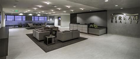 Open Floor Plan Home Designs boka powell completes interior design for stream realty s