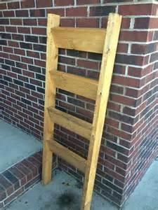 customized handmade blanket ladder blanket rack home decor
