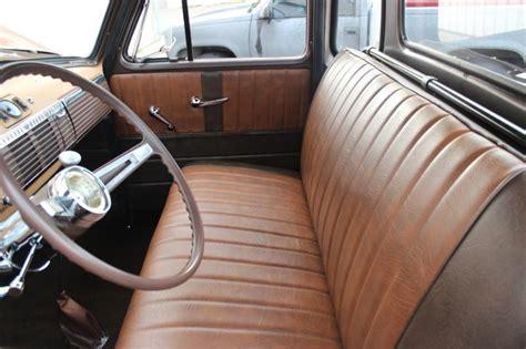 leather truck bench seat leather truck bench seat 28 images 1965 chevrolet c10