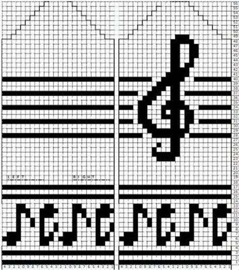 knitting pattern notes clef lapaset jpg 355 215 400 knitting charts pinterest