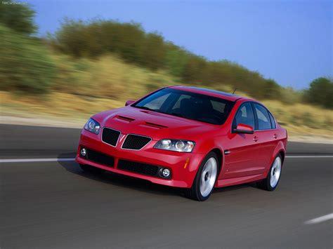 Pontiac G8 Gt Performance by 2009 Pontiac G8 Gt