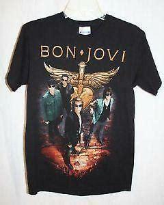 bon jovi shirt ebay
