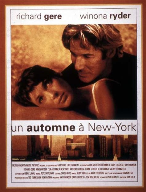 film un cowboy a new york photo de richard gere dans le film un automne 224 new york