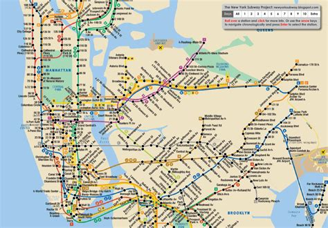 subway map in nyc stop what you re doing and check this interactive nyc