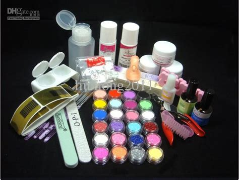 Wholesale Nail Supplies by 17 Best Ideas About Acrylic Nail Supplies On