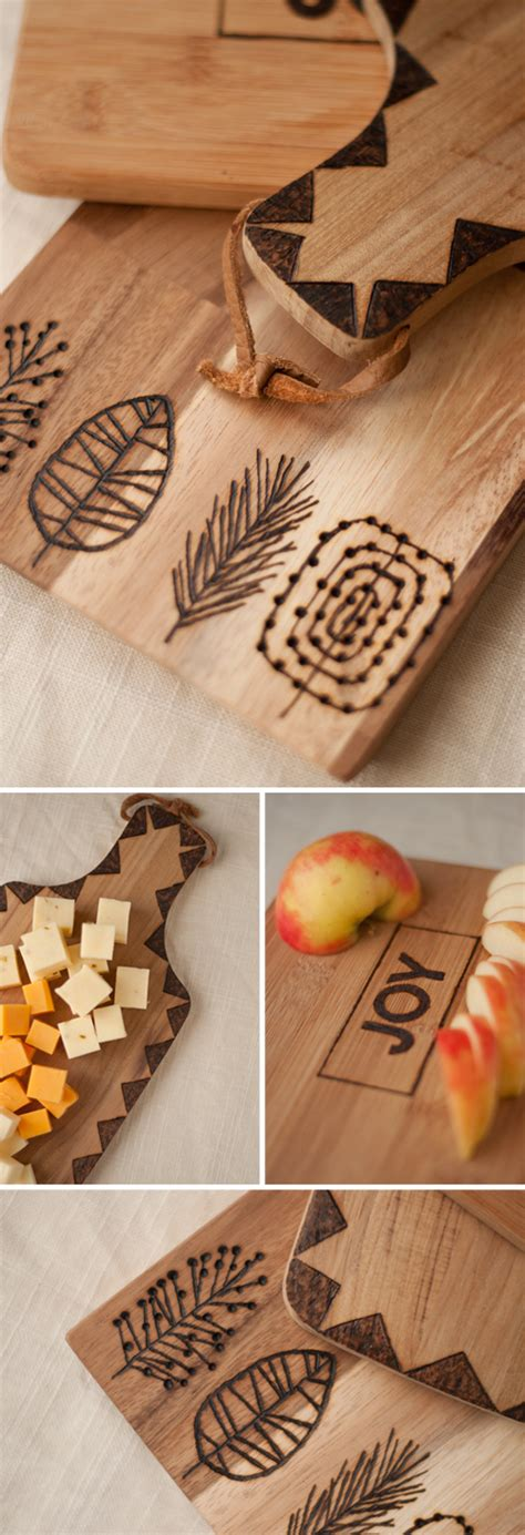 diy craft projects for gifts the gift etched cutting boards design