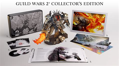 Vcd Original Cabaukan Collectors Edition 150 guild wars 2 collector s edition comes with 3 day start kotaku australia