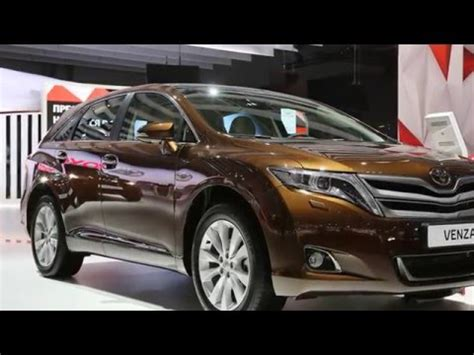 2020 Toyota Venza by 2020 Toyota Venza Redesign Release Changes
