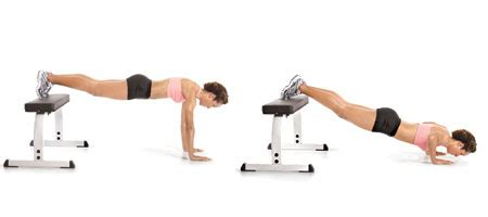 bench press push up how to do a pushup pushup variations