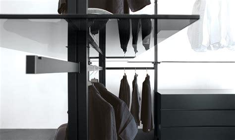 cabina armadio vetro cabina armadio in vetro nero trasparente extendo