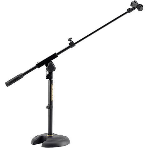 Mic Boom Stand Hercules Stands Low Profile Microphone Boom Stand