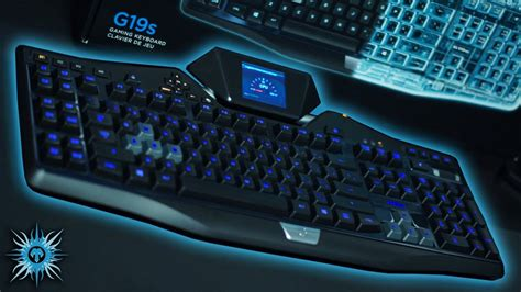 Keyboard Logitech G19s logitech g19s gaming keyboard review
