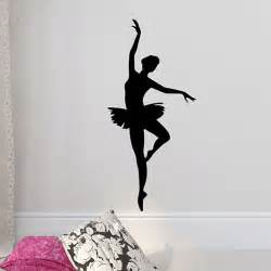 Dancer Wall Stickers Dancer Silhouette Wall Decals Reviews Online Shopping