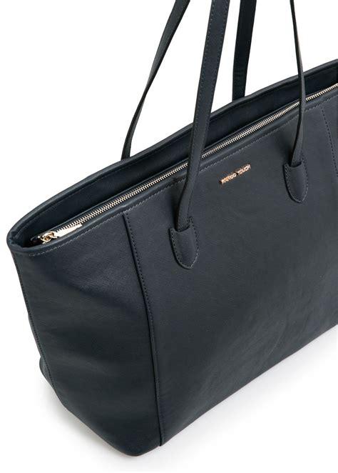 saffiano effect shopper bag women   love