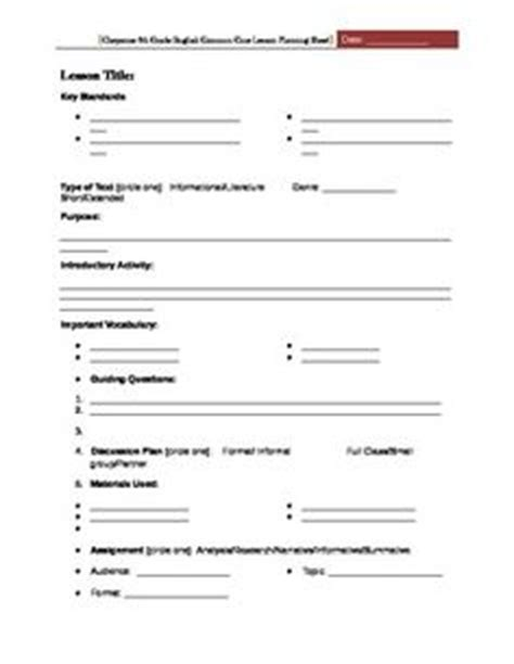 High School Language Arts Worksheets by Common Highschool On Language