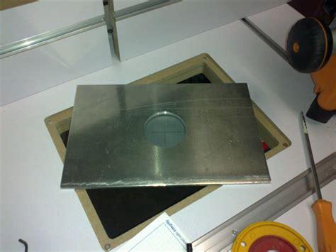 costruire banco fresa legno banco fresatrice montaggio e utilizzo