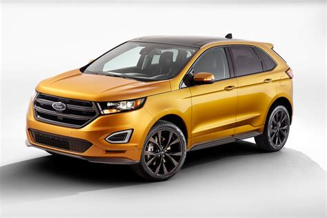2015 Ford Edge 2015 ford edge ii page 2