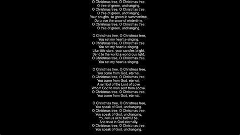 christmas tree songs lyrics o tree lyrics traditional folk song