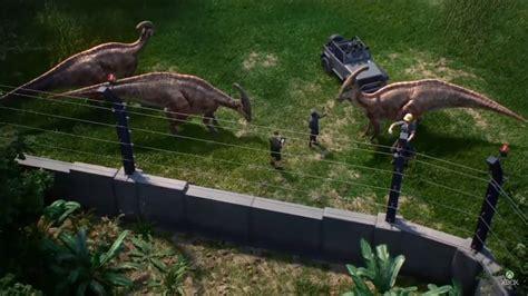 filme schauen jurassic world fallen kingdom jurassic world evolution baut euren eigenen jurassic park