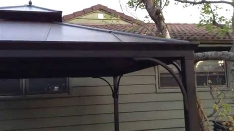 replacement awning for cer triyae com replacement canopy for backyard creations