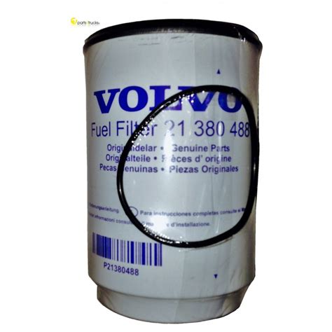 Volvo Fuel Filter Water Separator Assy Volvo Fuel Filter Part Code 21380488