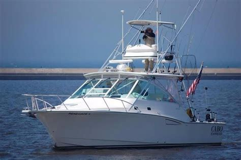 2001 cabo yachts 35 express power boat for sale www