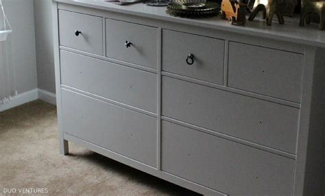 ikea hemnes drawer handles duo ventures the nursery custom ikea hemnes dresser