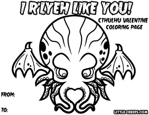 72 Best Elder Goods Images On Pinterest Cthulhu Hp Cthulhu Coloring Pages