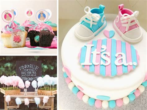 Baby Gender Reveal Decorations by 13 Absolutely Adorable Baby Gender Reveal Ideas Momooze