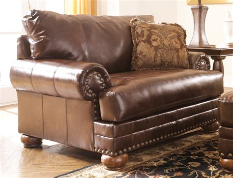 ashley leather sectional reviews bonded leather sofa review sofas blended leather sofa