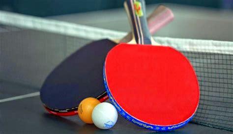Meja Tenis Meja Kettler tenis meja sejarah pengertian teknik dan peraturannya