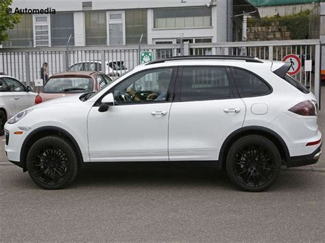 Porsche Cayenne Facelift 2014 by 2014 Porsche Cayenne Facelift Wheels24