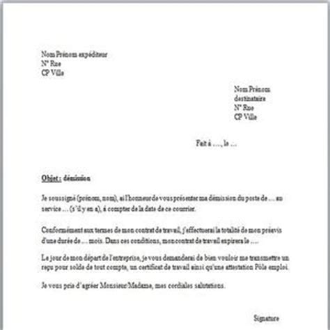 Exemple De Lettre De Démission Du Travail T 233 L 233 Charger Mod 232 Le De Lettre De D 233 Mission Pour Windows Freeware