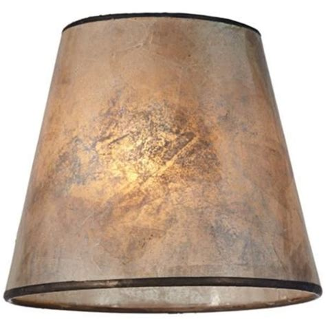 Mica Chandelier Shades Mica L Shade 3 5x5 5x5 Clip On Style 5x979
