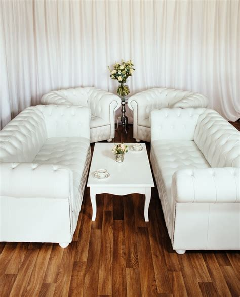 white company sofa luxury british made white leather chesterfield sofa set