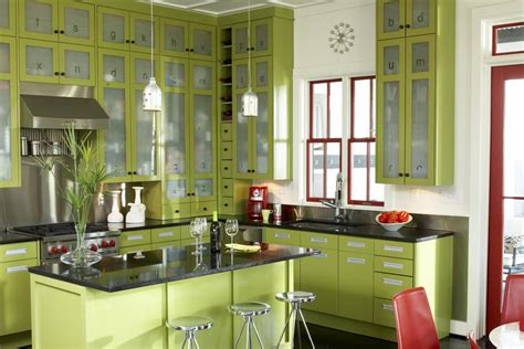 Green Kitchen Ideas Beautiful Green Kitchen Design Ideas My Kitchen Interior