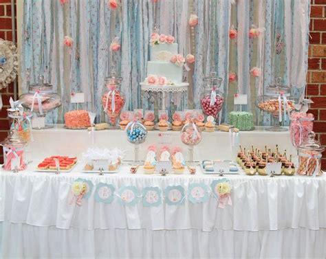 shabby chic birthday party shabby chic baby shower