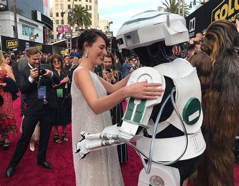 did dillon dreyer star in the movie the trail these solo a star wars story cosplayers met their makers