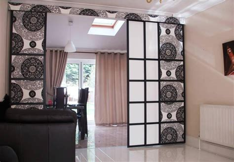 Curtains Designs Decorating Interesting Room Divider Curtains And Hor To Use Curtain Dividers Decor Of Bedroom Ideas For