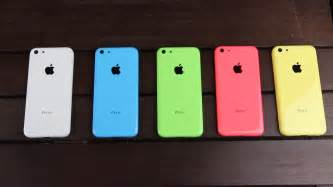 iphone 5s and iphone 5c release date colors and