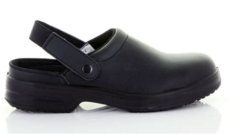 Prevent Boots Lodging Shoe Black food industry chef s catering hospital black anti slip