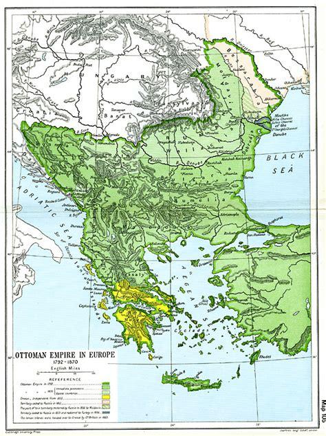 ottoman empire and europe ottoman empire in europe