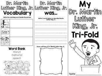 Martin Luther King Jr Worksheets