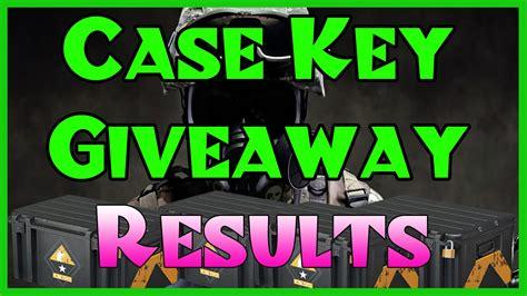 Cs Go Case Key Giveaway - cs go case key giveaway results case key giveaway january 29th cs go cases youtube