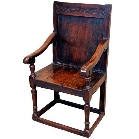 Wainscot Chairs For Sale by Antique 17th Century Oak Wainscott Chair For Sale At 1stdibs